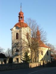 Kostel - ilustrační foto