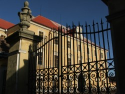 Zdechovický zámek