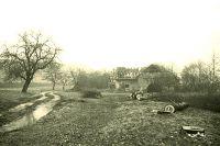 Pazderna - stará kovárna