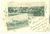 Pohlednice z roku 1899