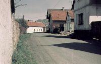 Ulice směr Morašice - Ulice směr Morašice