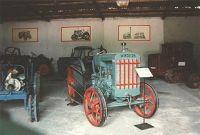 Historické traktory. Již jen vzpomínka, nyní jsou v Drobovicích u Čáslavi