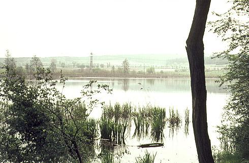Rybník Pazderna