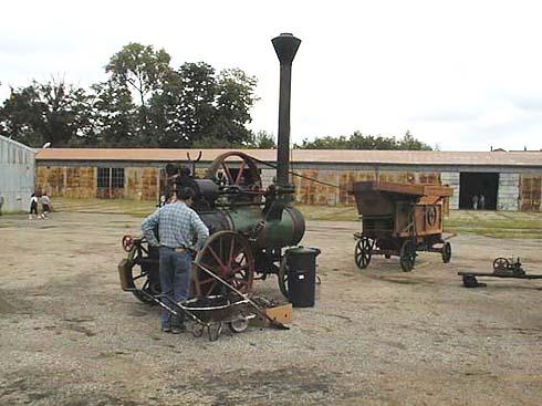 Lokomotiva Wichterle. Již jen vzpomínka, nyní jsou v Drobovicích u Čáslavi