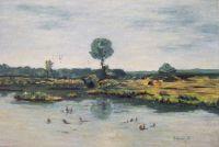 Zdechovice - rybník