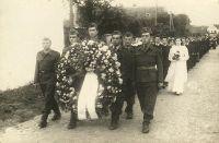 Pohřeb našeho kamaráda - 1953