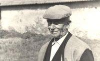 Josef Chutic - Josef Chutic, hostinský ze Zdechovic, čp. 5