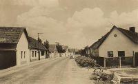 Pohlednice Spytovic - Pohlednice Spytovic prodávaná ve 40. a 50. letech.