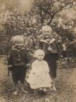 Josef, Emilie a František Chuticovi
