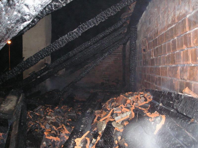 Požár domu Trnávka #13