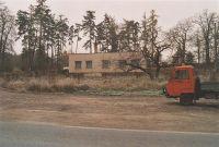 """""""Hájovna na Strážníku"""" - stav okolo r. 2000"""