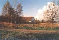 Ovčín - chlévy