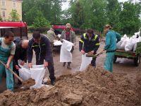 Mraky nad Zdechovicema - potopa #9