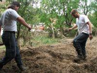 Pomoc po povodni -Rozhovice 4