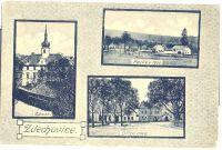Pohlednice z roku 1925