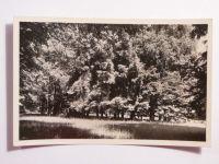 Pohlednice - Černý rybník - lícová strana