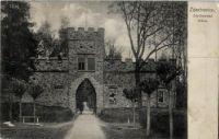 Zdechovická brána - nyní čp. 97, tzv. Mazánkova hájovna