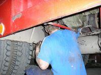 Oprava naší Tatřičky 05-2