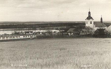 Jihozápadní pohled