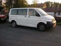 Náš VW Transportér-před