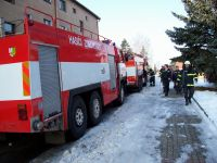 Požár bytu Chvaletice-vánoční stomek 06-3
